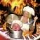 Tatort Küche! Comedy Highlights und musikalische Leckerbissen