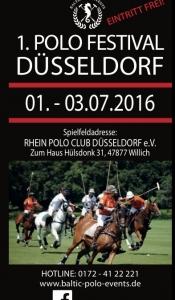 1. Polo Festival Düsseldorf