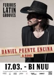 Daniel Puente Encina & Band (CL-ES-IT-FR-LUX-DE)