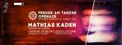 Freude Am Tanzen Openair mit Mathias Kaden und Thomas Stieler