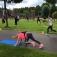 Outdoor Fitness im Neuland-Park Leverkusen