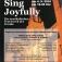 Sing Joyfully – Ein musikalisches Feuerwerk der Freude