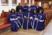 New York Gospel Stars - TOUR 2016-2017