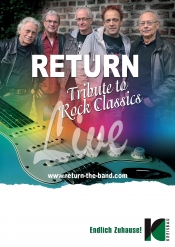 Tribute To Rock Classics Mit Der Band Return