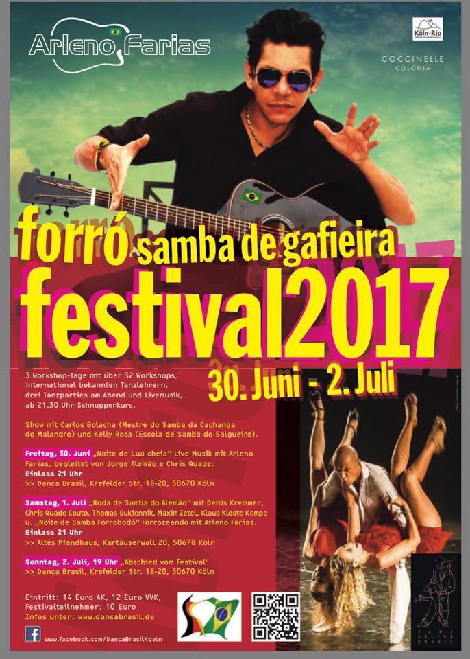 Samba & Forró Festival 2017