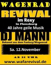 40 Jahre DJ Manni Wagenrad Revival