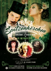 Frack & Spitzenhöschen #2