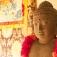 Sri Durgamayi Ma gibt Darshan im Ashram Brindavon in Ulm