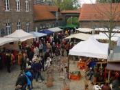 49. Kunst Handwerker Markt im Engelshof