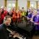 Jazz und Gospelkonzert mit Swinging Rainbows