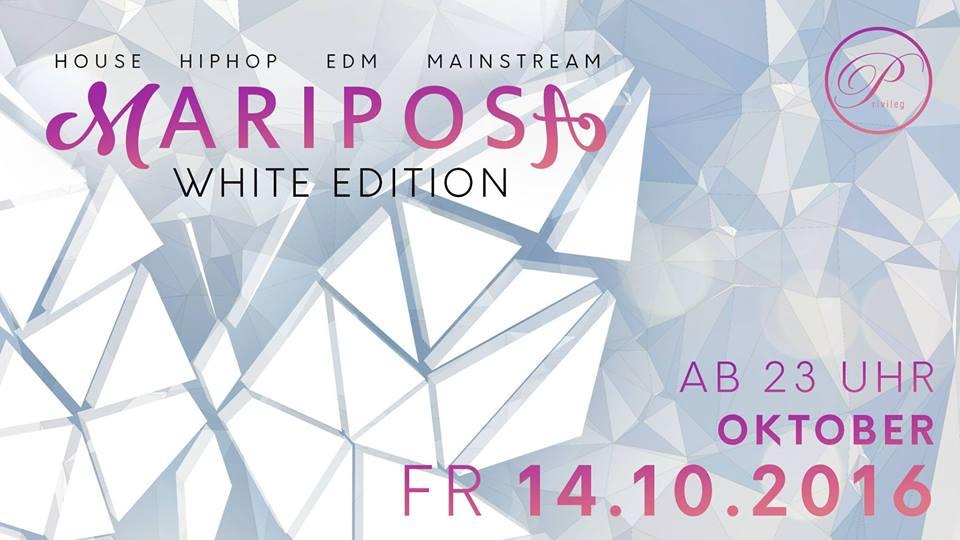 Mariposa White Edition