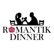Romantik-Dinner-Show mit Livegesang und 4-Gang-Menü