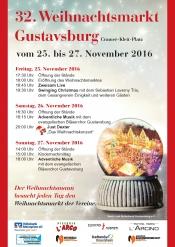 Weihnachtsmarkt Gustavsburg