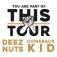 Deez Nuts, Comeback Kid & Special Guests