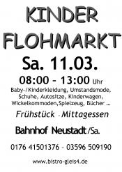 baby- u. kinderflohmarkt im bahnhof neustadt i.sa.