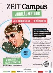 ZEIT CAMPUS live – In Nürnberg