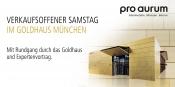 """Vortrag über """"Vermögenssicherung mit GOLD und SILBER"""""""