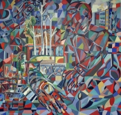 Dinge / Ausstellung von Bartłomiej Kiszka im 4D Projektort