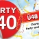 PARTY AB 40 • Ü40 Karnevalsparty
