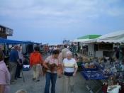 Ostermarkt und Strandfest Dornumersiel im Hafen