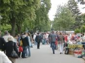 """XXL-Volkströdelmarkt Schortens/Heidmühle, Oldenburgerstraße zur Eröffnung """"Klinkerzauber"""" am 23.06.+ 24.06.2018"""