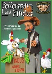 """Puppentheater """"Pettersson und Findus"""""""