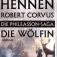 Lesung Die Wölfin
