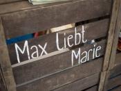 Max liebt Marie (Hochzeitsmesse)