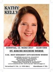 Kathy Kelly & MGV Einigkeit 1879 Bochum-Werne