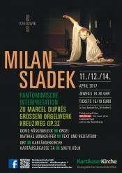 """Milan Sladek """"Der Kreuzweg"""""""