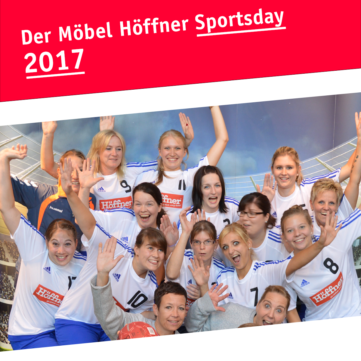 Höffner Sportsday In Rösrath Am 06052017 Möbel Höffner