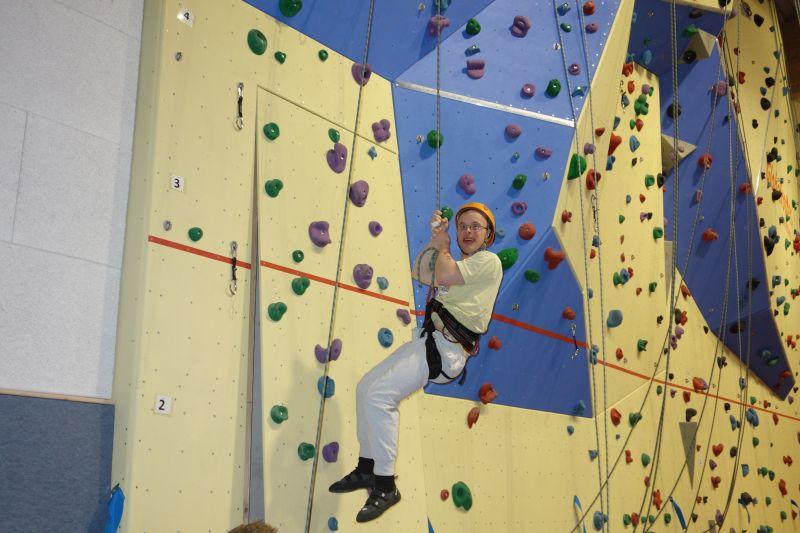 Kletterausrüstung Hamburg : Basketball und klettern mit sport inklusion in hamburg am