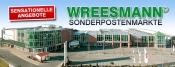 Kram- und Trödelmann bei Wreesmann Ostrhauderfehn