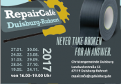 Repair Café | Never take broken for an answer
