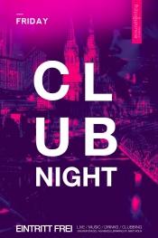 Club Night @ Friday