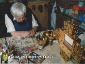 Goldschiedewerkstatt Egino Weinerts lädt zur Besichtigung ein