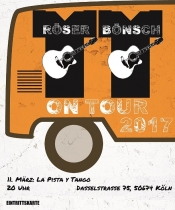 Röser & Bönsch on Tour