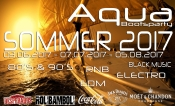 AQUA Bootsparty Berlin 05.08.2017
