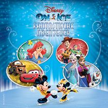 Tickets Für Disney On Ice Fantastische Abenteuer In Berlin Am