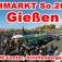 Flohmarkt Am Rewe Center In Gießen
