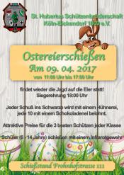 Ostereier-Schießen der Bickendorfer Schützen