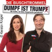 Die Buschtrommel - Dumpf ist Trump(f