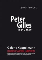 Peter Gilles 1953 - 2017