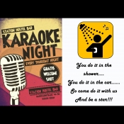 Station Karaoke Night