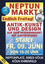 Neptunmarkt - Endlich Freitag!