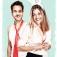 Michael und Jennifer Ehnert: Zweikampfhasen