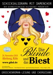 Herbstkonzert »Die Blinde und das Biest«