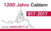 1200 Jahre Caldern - Stehender Festzug