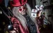 """""""Morvellis mörderisch-magisches Kabinett""""- Das magische Krimi-Show-Dinner."""