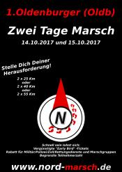 1. Oldenburger 2 Tage Marsch